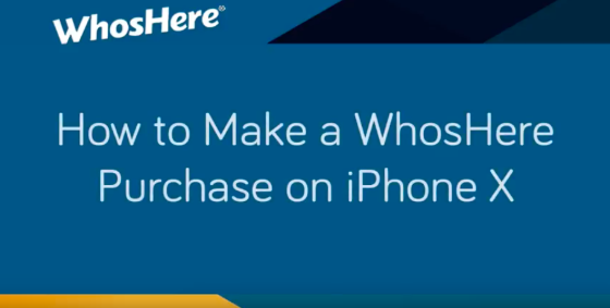 Buying points and packages is easy on iPhone X